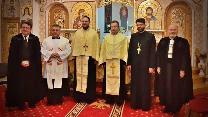 Rugăciunea pentru unitatea creștinilor la Alba Iulia