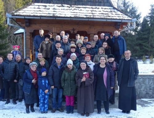 Rugăciunea pentru Unitatea creștinilor la Stânceni
