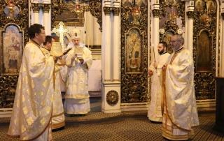 Sărbătoarea Botezului Domnului și 23 de ani de episcopat ai PS Florentin