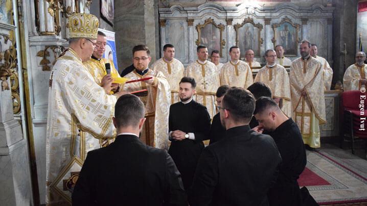 Seminarul Teologic din Oradea și-a serbat hramul