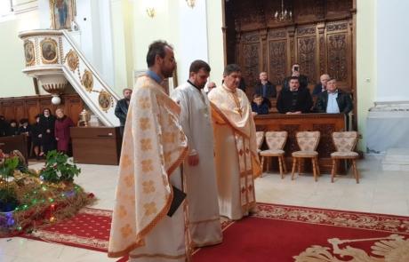 Hirotonire de preot în Catedrala Blajului