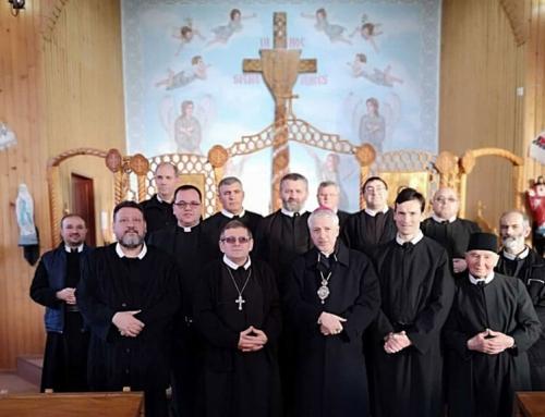 """Noua conducere a Ordinului """"Sf. Vasile cel Mare"""" – Provincia """"Sfinții Apostol Petru și Pavel"""""""