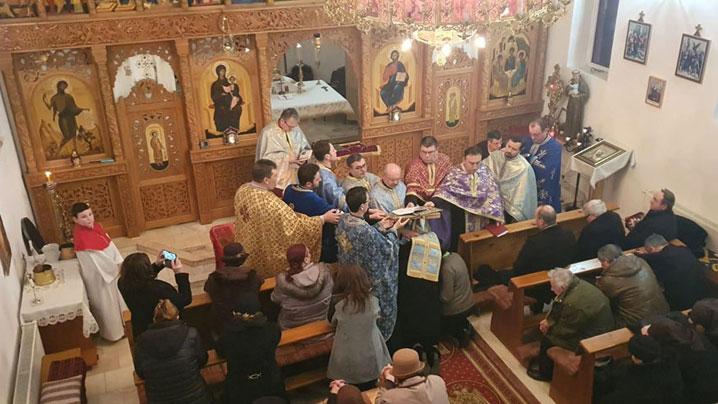 O zi de rugăciune pentru cei bolnavi și suferinzi în Protopopiatul Târnăveni