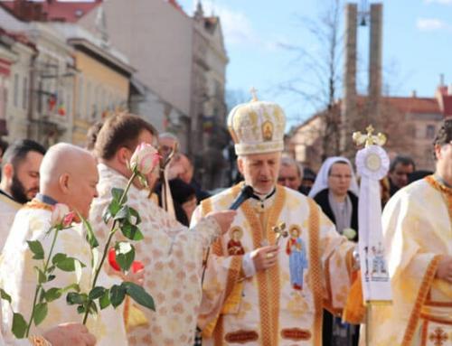 Sărbătoarea Întâmpinării Domnului și Ziua Vieții Consacrate la Cluj