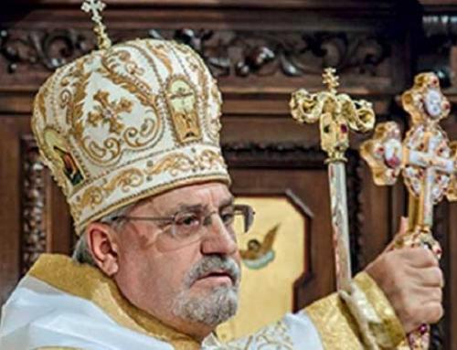 Sfântul Părinte a numit noul Secretar al Congregației pentru Bisericile Orientale