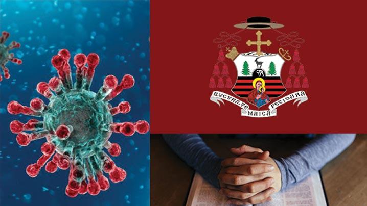Mesajul Preasfințitului Vasile Bizău privind activitatea pastorală în perioada de pandemie cu Coronavirus