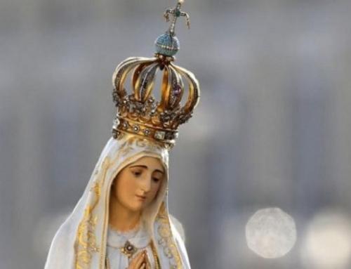 Rugăciunea de consacrare de la Fatima