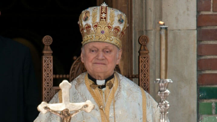 Scrisoare Pastorală la Sărbătoarea Învierii Domnului a Preafericitului Părinte Cardinal Lucian