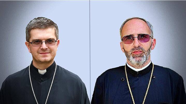 Comunicat cu privire la consacrarea episcopală a Mons. Ioan Călin Bot și a Mons. Cristian Dumitru Crișan