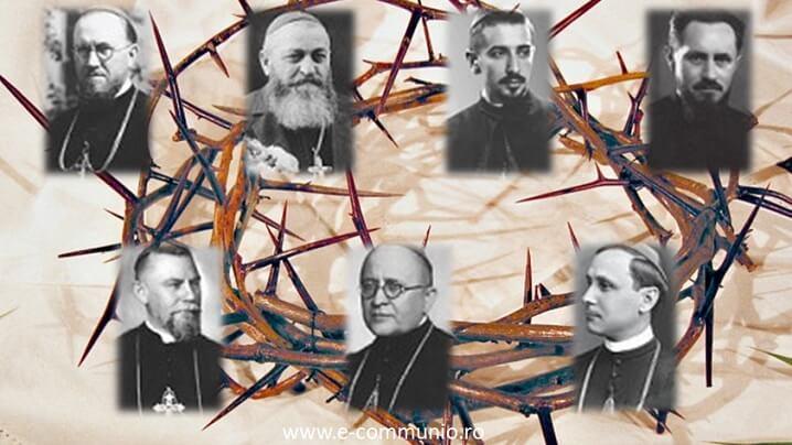 Fericiții Episcopi martiri greco-catolici români