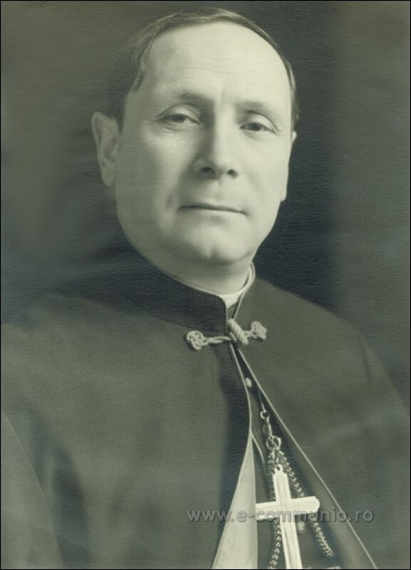 Fericitul Episcop Iuliu Hossu