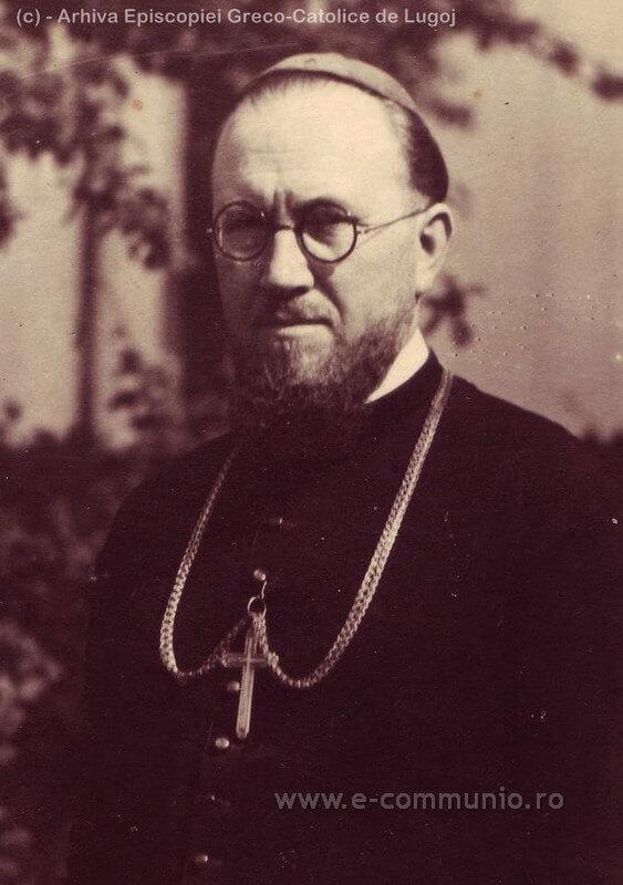 Fericitul Episcop Vasile Aftenie