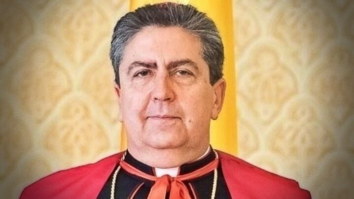 Mesajul Nunțiului Apostolic în România și Republica Moldova cu ocazia hirotonirii celor doi episcopi