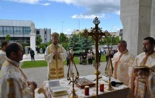 """PS Vasile de sărbătoarea Fericiților martiri: """"Puterea credinței strălucește la fel ca soarele"""""""