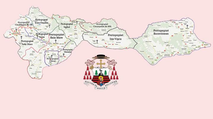 Se împlinesc 90 de ani de la înființarea Eparhiei de Maramureș