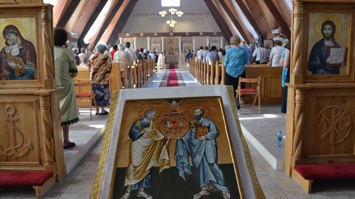 Sfinții Apostoli Petru și Pavel au fost sărbătoriți în Eparhia de Maramureș