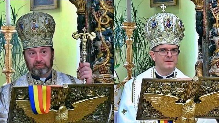 Aprofundarea credinței și puterea vindecării: punctele centrale din predica Episcopilor în Catedrala Blajului