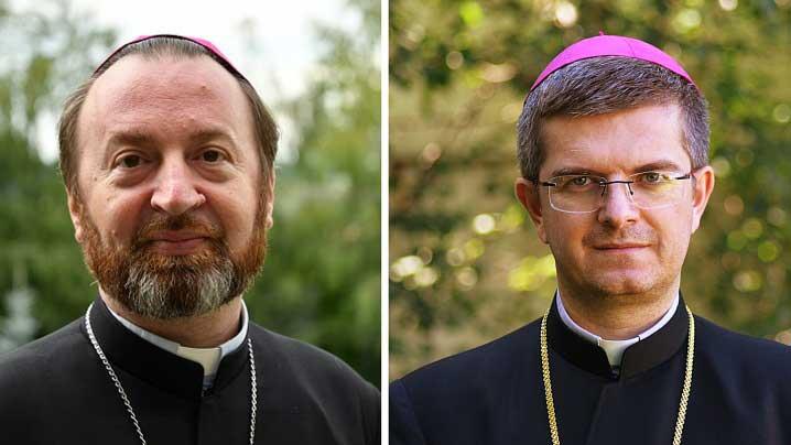 Importanța mijlocirii, vindecarea spirituală și curajul de a privi spre ceruri, principalele puncte din cuvântul Episcopilor în Catedrala Blajului
