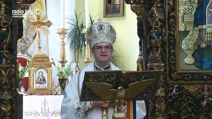 """PS Cristian: """"Dumnezeu are nevoie astăzi de preoți și de credincioși curajoși"""""""