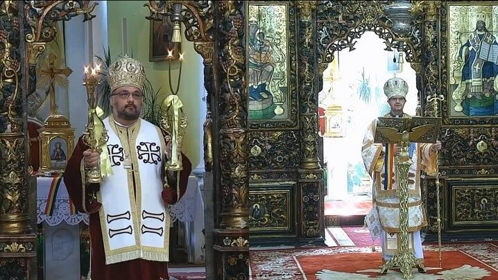 Chemarea și urmarea: temele abordate de Episcopi în predica din Catedrala Blajului