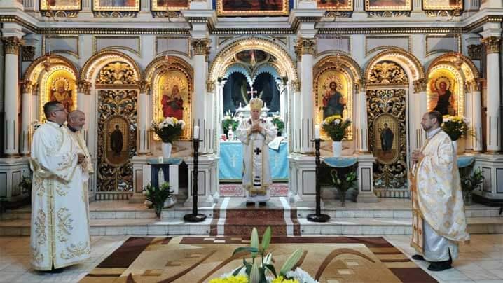 Hirotonire de preot în Catedrala Lugojului