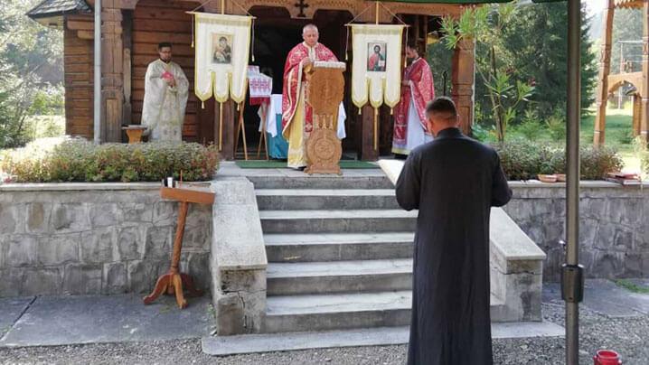 Înălțarea Sfintei Cruci în protopopiatele Gheorgheni, Reghin, Teaca