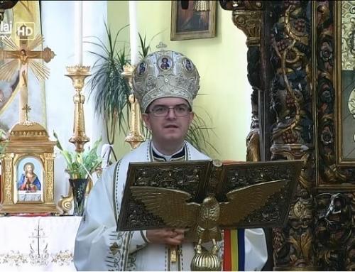 Predica Preasfinției Sale Cristian în Catedrala Blajului: Fericire în smerenie