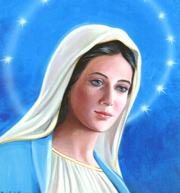 Asemenea Mariei, spre o nouă lume... mai euharistică