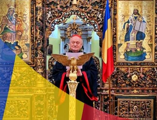 PF Lucian Cardinal Mureșan: Mesaj pentru Ziua Națională a României