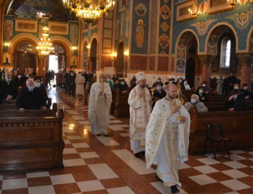 """PS Vasile la Satu Mare: """"Cum putem să învingem moartea? Atingându-ne de Hristos."""""""