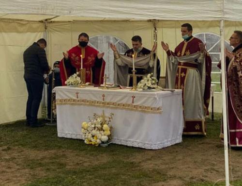 Un nou administrator parohial în parohia Lechința