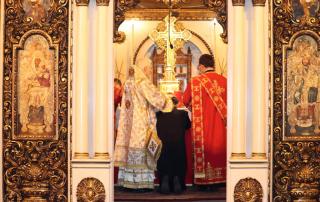 Un nou diacon pentru Eparhia de Cluj-Gherla: tânărul Pupăză Radu-Vlad