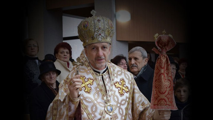 Anunț despre transmisia în direct a funeraliilor PS Florentin