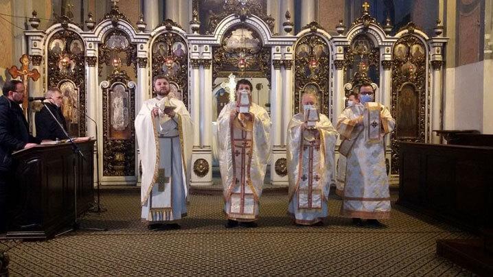 Botezul Domnului la Catedrala din Cluj, mărturisire a prezenței vindecătoare a lui Dumnezeu
