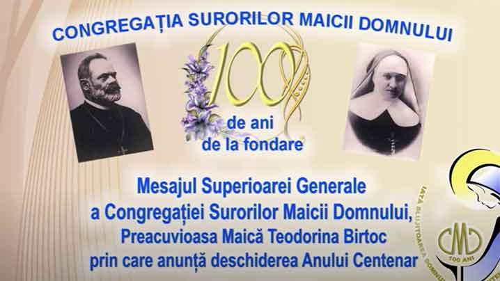 Deschiderea Anului Centenar al CMD la Cluj