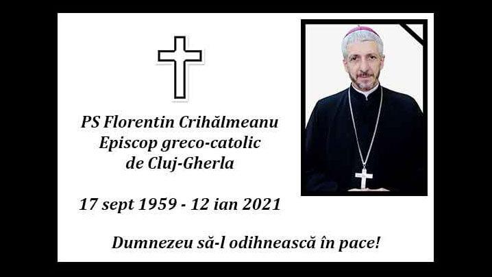 Eparhia de Maramureș se roagă în aceste zile pentru sufletul Preasfințitului Florentin