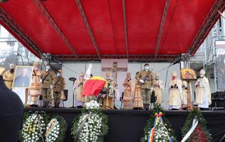 Funeraliile Preasfinției Sale Florentin Crihălmeanu, Episcopul greco-catolic de Cluj-Gherla
