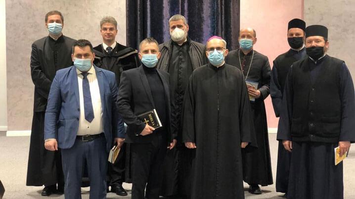 Întâlnire ecumenică de rugăciune pentru Unitatea Creștinilor la Lugoj - 2021