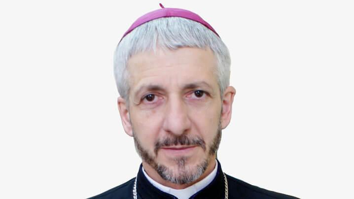 Preasfințitul Florentin Crihălmeanu, Episcopul Eparhiei de Cluj-Gherla