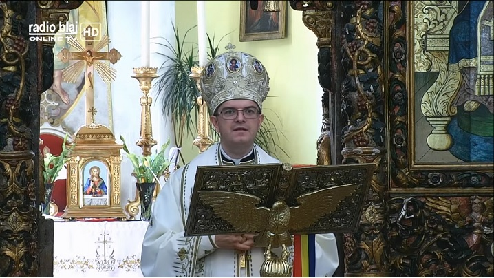 """Cuvântul Preasfinției Sale Cristian """"La picioarele Domnului Isus"""""""