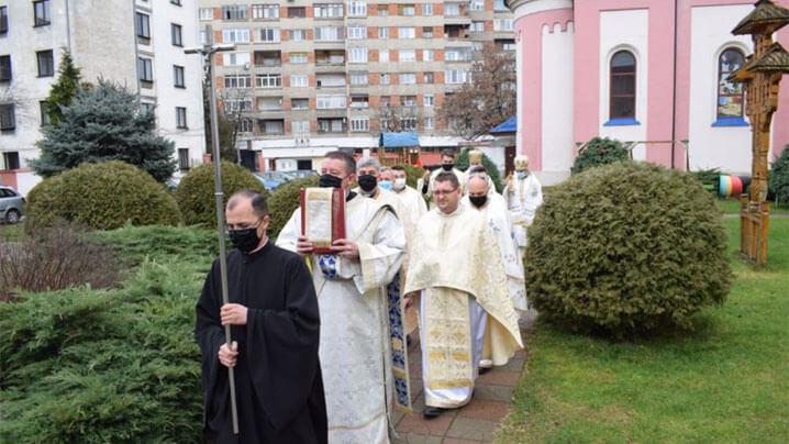 Hramul Seminarului Teologic