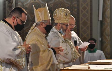 Sfântă Liturghie în rit bizantin în limba italiană la Timişoara
