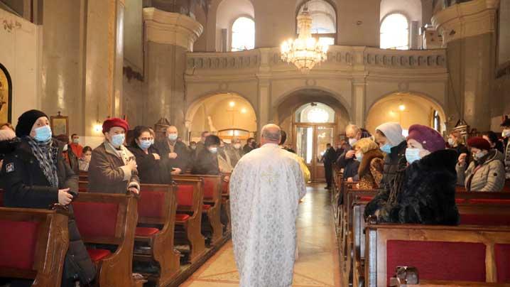 """Ziua Mondială a Bolnavului și a Personalului Sanitar celebrată la Catedrala """"Schimbarea la Față"""" din Cluj-Napoca"""