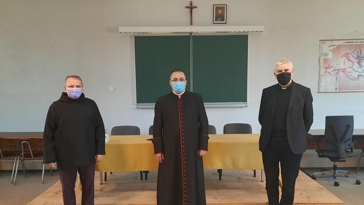Un nou doctor în teologie pr. Vasile Costea