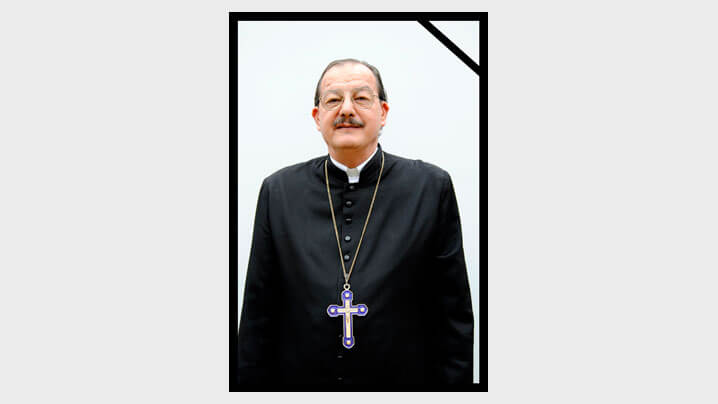 Comunicat privind funeraliile Rvs. Pr. Protopop Nicolae Teodorescu