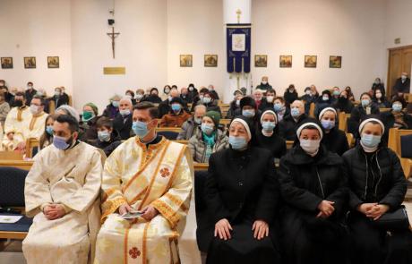 Pomenirea PS Florentin la Catedrala Martirilor și Mărturisitorilor sec. al XX-lea