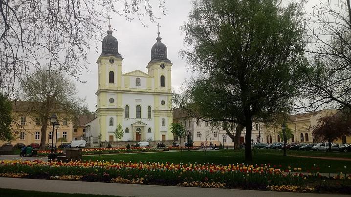 Programul oficiilor liturgice la Catedrala Arhiepiscopală Majoră Preasfânta Treime Blaj, 29 aprilie - 4 mai 2021