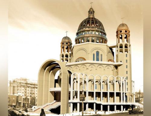 Catedrala greco-catolică din Piața Timotei Cipariu, Cluj-Napoca, locul Înscăunării noului Episcop Eparhial de Cluj-Gherla, Preasfinția Sa Claudiu Lucian POP