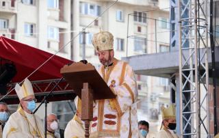 Cuvântul PS Claudiu la întronizarea ca Ierarh al Eparhiei de Cluj-Gherla