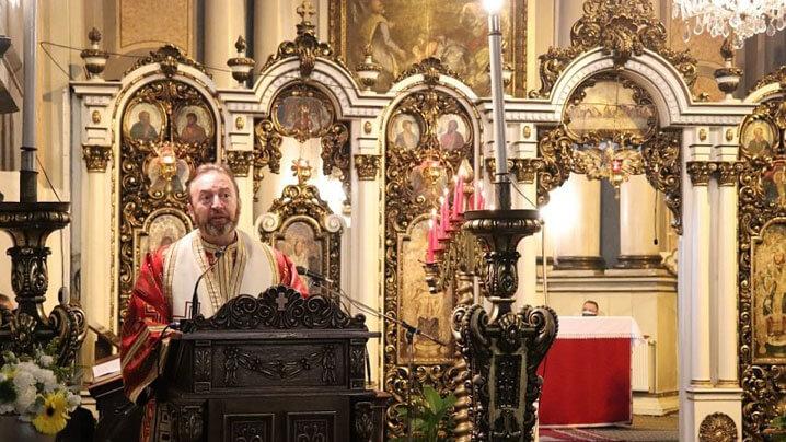 Denia celor 12 Evanghelii în Catedrala din Cluj